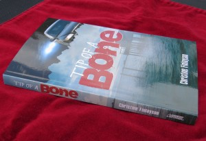 Tip of a Bone, Christine Finlayson
