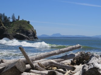 Cape Disappointment by Christine Finlayson