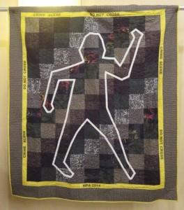 WPA body quilt