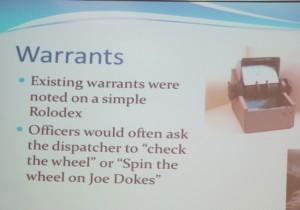 WPA warrants