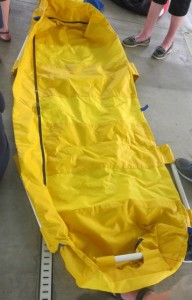 underwater body bag