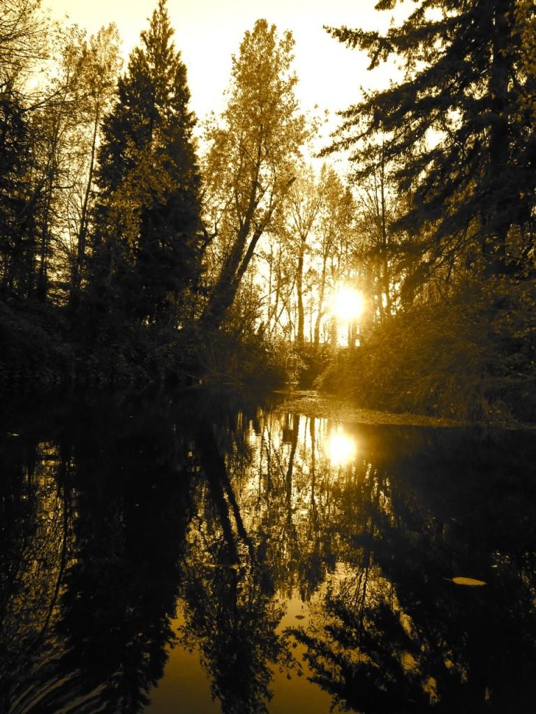 Columbia Slough, Oregon